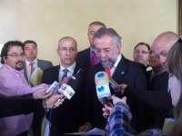 PP niega favorecer a ayuntamientos 'populares' con alcaldes en la Diputación de Toledo y exige que el PSOE rectifique