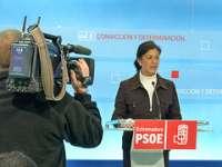 El PSOE extremeño avanza que la incompatibilidad de cargos