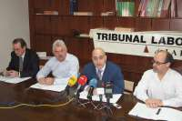 El 42% de los conflictos llevados al Tribunal Laboral de La Rioja se han resuelto con aveniencia