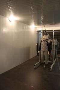 Aitex incorpora un túnel de viento para estudiar el comportamiento de prendas en condiciones extremas