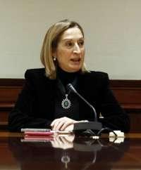 Ana Pastor (PP) pide más financiación y coordinación en la aplicación de la Ley de Dependencia