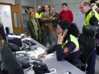La Policía Local de Cáceres estrena un nuevo sistema de comunicación con GPS incorporado