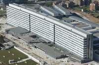 Finalizada el área ambulatoria del nuevo HUCA, un