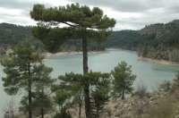 Los embalses riojanos se encuentran al 61 por ciento de su capacidad, según la Confederación Hidrográfica del Ebro