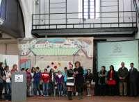 El Ayuntamiento de Casares entrega el 0,7% de su presupuesto a proyectos solidarios con los premios Blas Infante