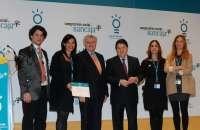 Bancaja premia a 45 jóvenes emprendedores por crear pymes tecnológicas que son un