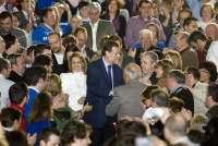 Rajoy vuelve este martes a Ciudad Real, provincia clave para que Cospedal gane Castilla-La Mancha en mayo