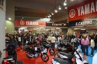 El Salón de la Moto de Andalucía-Expomoto 2011 recibe la visita en Sevilla de más de 40.000 aficionados