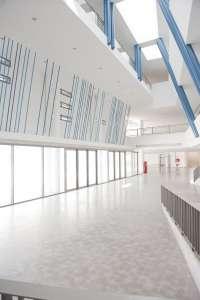 La nueva Biblioteca General y Filmoteca de Navarra abrirá sus puertas este miércoles