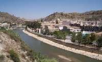 La Comunidad Autónoma impulsa la construcción de un nuevo puente sobre el río Segura en Blanca