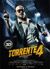 Torrente 4 : Lethal crisis (Crisis letal) - Cartel