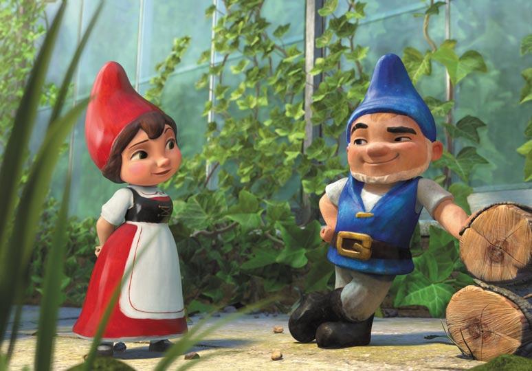 James Mcavoy Gnomeo And Juliet Gnomeo y Julieta - El ...