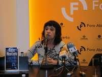 Rosa Montero presenta en Oviedo su última novela, 'Lágrimas en la lluvia',