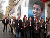 El PSN se acercará en autobús a toda Navarra con la campaña 'De cerca para escuchar'