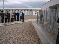 El Ayuntamiento abre su Centro integral de Acogida y Protección de Animales en una parcela de 33.000 metros cuadrados