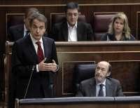 Zapatero abre la precampaña electoral con un acto en Murcia junto a García Retegui y Pedro López