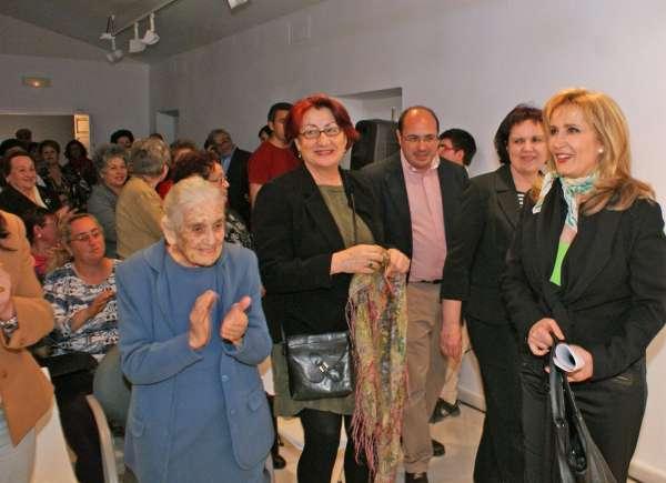 Nieves Herrero ofrece en Puerto Lumbreras la conferencia 'Personajes que me han marcado en 30 años de profesión'