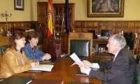 Palencia colaborará con la Asociación de Químicos de CyL para conmemorar el Año Internacional de esta ciencia