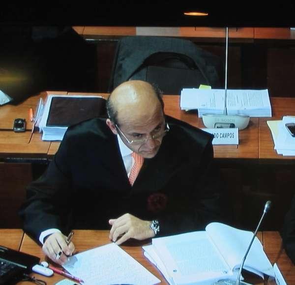 Fiscalía Anticorrupción sostiene que Del Nido estaba