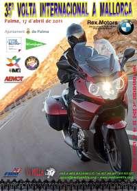 Mallorca celebra este domingo la 35 Volta Internacional en Moto con la reivindicación de un circuito profesional