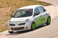 20 vehículos compiten en Alcarràs en una carrera de conducción eficiente