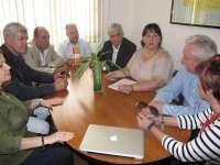 Pérez (PSC) urge la coordinación de políticas en pro de los dependientes canarios del exterior
