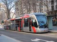 Más de 400.000 usuarios viajan en el tranvía en el periodo de pruebas