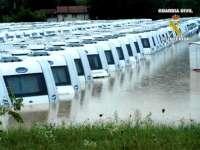 Detenidas 27 personas acusadas de vender 33 autocaravanas gravemente dañadas
