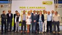 Revilla asegura que si continúa al frente del Gobierno Cantabria estará dentro de 4 años