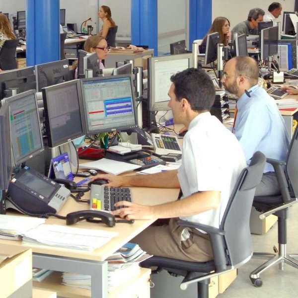 Ambiente de trabajo condiciones econ micas y seguridad for Ambiente de trabajo