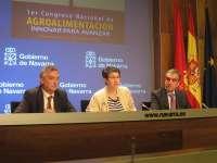 Pamplona acogerá el I Congreso Nacional de Agroalimentación, dedicado a la innovación del sector
