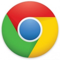 <p>Logo de Chrome.</p>