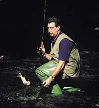 Este domingo comienza la temporada de pesca de la trucha y del salmón en Navarra