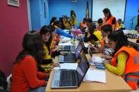 Alumnos del Máster en Urgencias, Emergencias y Catástrofes de la US asisten a las víctimas de Lorca