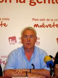 Cayo Lara dice que el PP no gobernará