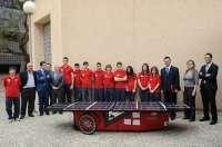 La UMU participará en la competición internacional Shell Eco-marathon en Alemania con su coche ecológico