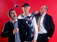 Josema Yuste, Agustín Jiménez y Félix Álvarez 'Felisuco' celebran en junio 'La Cena de los Idiotas' en Tenerife