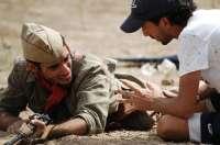 'Campo de batalla', el último cortometraje del director canario Fran Casanova, se exhibe en el TEA