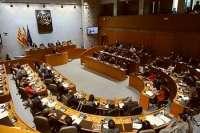 Los candidatos a las Cortes de Aragón dedicarán el día de reflexión a descansar