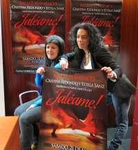El Teatro Zorrilla acogerá hoy el estreno en formato grande de 'Jaléame!', un ballet flamenco con