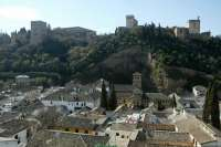 Acercan al visitante la cara más oculta de la Alhambra con un paseo por sus pasadizos y mazmorras
