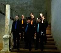 El coro de voces graves Gure Abesti ofrece este sábado un concierto en Civiviox Condestable