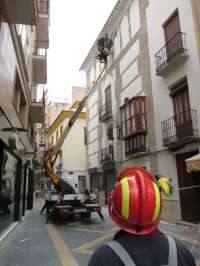 Ayuntamiento de Lorca tramita 500 expedientes de ayudas para la rehabilitación y reconstrucción de viviendas