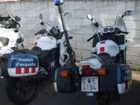 Detienen a un hombre en Girona por robar combustible y agredir a un policía