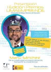 La UMA pone en marcha un nuevo concurso de ideas empresariales dirigido a todos los universitarios