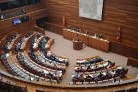 Las Cortes de la VIII Legislatura se constituirán a las 12.00 horas del martes 14 de junio con 84 procuradores