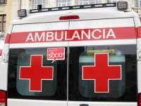 Cruz Roja facilita el traslado a las personas con movilidad reducida para que puedan votar este domingo