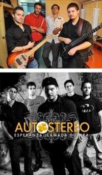 Autostereo cierra la gira de presentación de su álbum debut en la sala Dublín de Autol