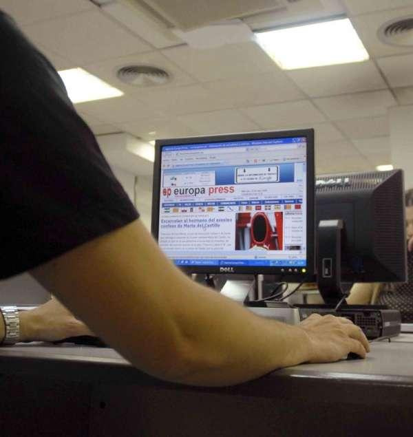 La Rioja, con un 60,9 por ciento, se convierte en la Comunidad con mayor índice de penetración de Internet