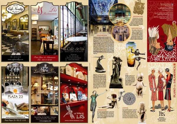 El museo art nouveau y art d co de la casa lis de - La casa lis de salamanca ...